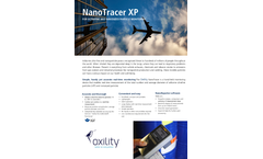 NanoTracer - Model XP - UFP Monitoring System Brochure