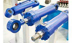 Madentek - Hydraulic Cylinders
