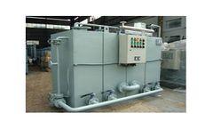 Model DFCWS-5-9-25 - Marine Compact Domestic Sewage Treatment Plant