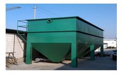 Model JH - Sewage Treatment Sedimentation Tank