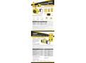 AlorAir CleanShield HEPA - Model 550 - Air Scrubbers - Brochure
