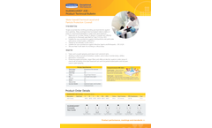 Kimberly-Clark KleenGuard - Model A30 46102KC2 - Water-based/Chemical Liquid and Particle Protection Coverall - Brochure