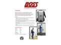 BOSS BackPack - Model B200642 P7 - Vacuum/Blower - Brochure