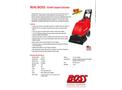 Rug Boss - Model B001045 SC440 - Carpet Extractor - Brochure
