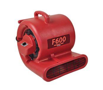 BOSS - Model F600 - 3-Speed Blower Fan, 120V