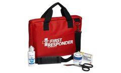 First Aid Only - Model 510FRBAGF - First Responder Kit, Medium 120 Piece Bag