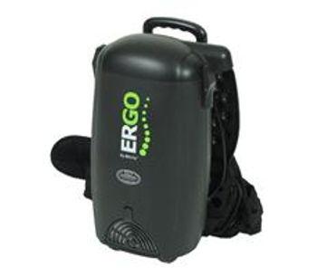 Ergo - Model VACBP1 - Backpack HEPA Vacuum Vacuum/Blower