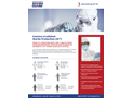 GammaGuard CE - Model CE11013CIS - Tunnelized Elastic Wrist & Ankle Bound Seam Clean Processed Sterile Coverall Brochure