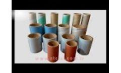 Paper Machinery Video
