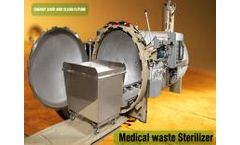ATC - Medical Waste Autoclave Sterilization System