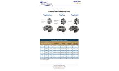 FlowSmart Ameriflex - Gasket - Datasheet