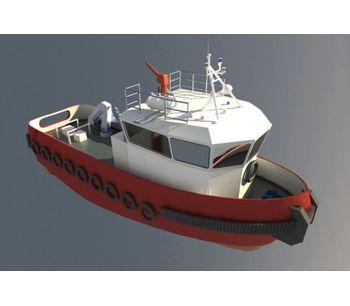 Marinnor - Model 16.5m - Fire Fighting Vessel