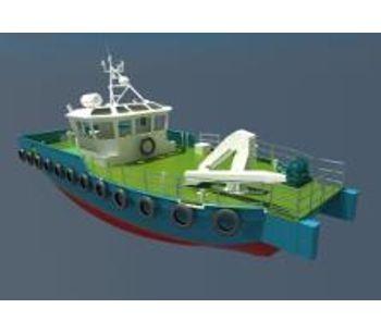 Marinnor - Model 16m - Multicat Service Vessel