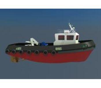 Marinnor - Model 19m - Tug Boat