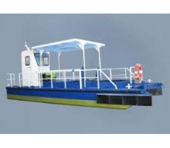 Marinnor - Model 8m - Oil Recovery Scavenger Vessel