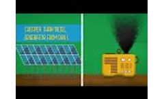 Global Solar and Water Initiative | Oxfam Video