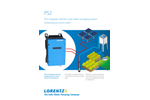 Lorentz - Model PS2 - Solar Water Pumping System Brochure
