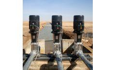 Lorentz - Solar Powered Surface Water Pumps