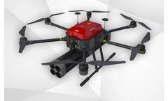 Digital Eagle - Model YM-8160 - Fire Fighting Drone