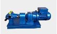 Bombas-Trief - Model ACP - Rotary Reciprocating Piston Pump