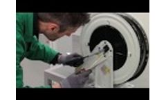 Hose Mounting and Spring Loading on a Hose Reel Video
