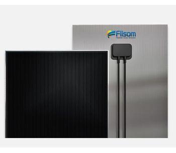 eMetal - Model 3.1m - Semi Flexible Panel