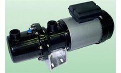 Model CP800 & CP1600 - Mono Pump