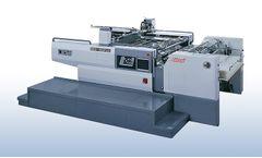 ESC - Model SAKURAI MAESTRO-SD - All-Automatic Stop Cylinder Screen Press