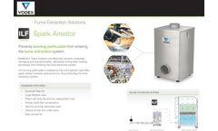 Vodex BOFA - Model ILF - InLine Filter Spark Arrestor - Brochure