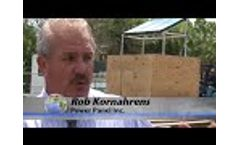 Power Panel FIU - Wall Of Wind Video