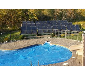 Solar thermal panel solutions for swimming pools: power your summer fun, day or night - Energy - Solar Power