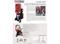 Pullman Ermator - Model T7500 - 3-Phase HEPA Extractor  Datasheet