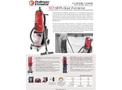 Pullman Ermator - Model S13 - Single-Phase HEPA Dust Extractor  Brochure
