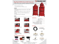 Ermator - Big Red HEPA Drum W/D Vacuum