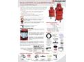 Ermator - Model 86-D - HEPA-Dry Compact All-Steel Vacuum - Brochure