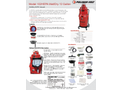 Ermator - Model 102 - HEPA-Wet/Dry HEPA Vacuum - Datasheet