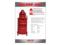Ermator - HEPA Vacuum Adaptor for 55 Gallon Drum - Brochure