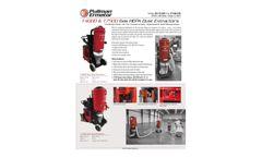 Pullman-Ermator - Model T7500 - Gas HEPA Extractor Brochure