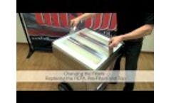 Phoenix Guardian HEPA Air Scrubber - Video