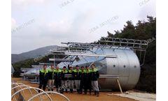 Qingdao - Model 3 - Silo