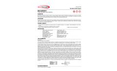Mulberry - Model 3140 - Total Release Odor Eliminator - Datasheet