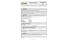 RhizoVital - Model 42 TB - Liquids Brochure
