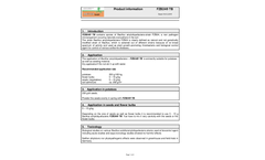 Abitep - Model FZB24 TB - Microbial Liquids Fertilizers Brochure