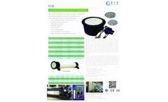 TFT - Model PCR Series - Honeycomb Membranes Brochure