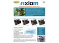 Axiom - Model PSA5000 - Skimmer Brochure