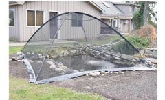 Deluxe - Model PCT1317 - Pond Cover Tent