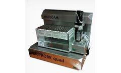 bbi - Model bioPROBE quad - Automated Sampling Bioreactors   Fermenters