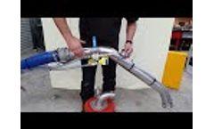Vortex TORNADO Diver Dredge Handle Video