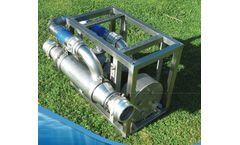 Tornado - Model 4-Inch - ROV and Diver Dredge