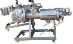 Mutao - Model FR - Manure Separator